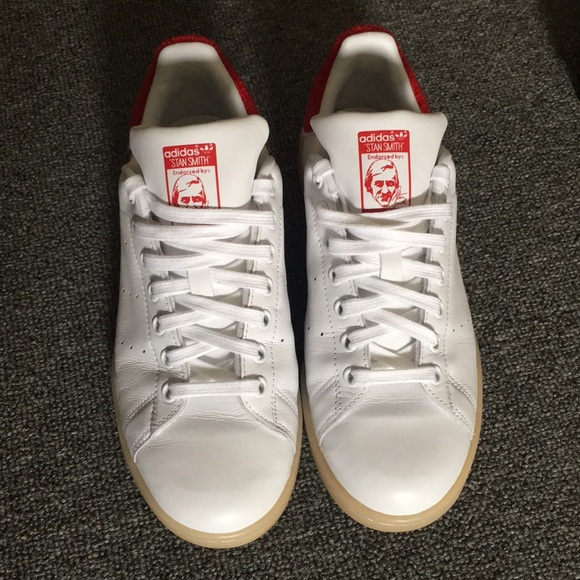 size 40 651eb bebdc Adidas Stan Smith Winter Women s size 8